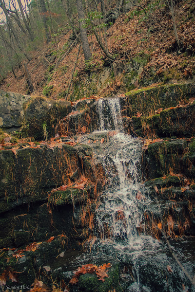 11-17-19: Waterfall, Hone QUarry