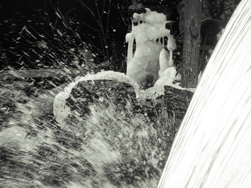 2-2-19: Icy waterfall