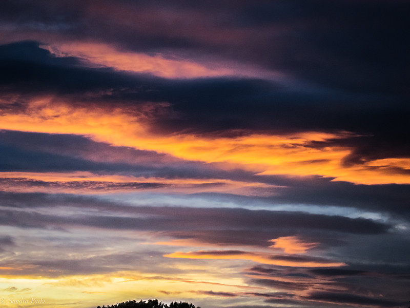 5-29-19: Sandy Bottom sunset