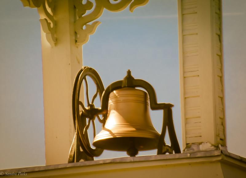 7-1-19: Church bell, Spring Creek