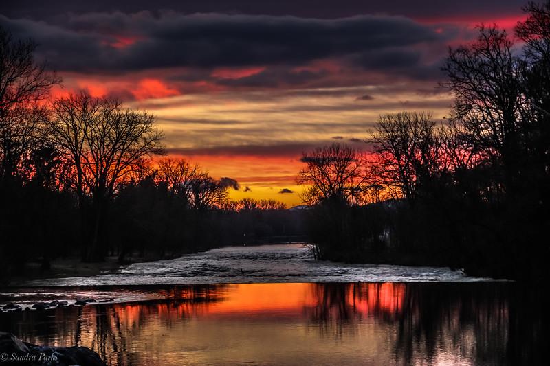 1-25-18: Sunrise at Wildwood