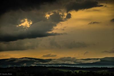 5-25-19: Storm clouds, Centerville