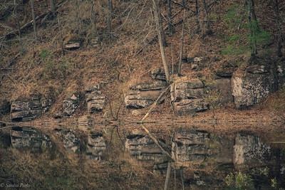 11-17-19: Reflections, Hone Quarry