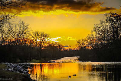 11-28-19: Thanksgiving sunrise