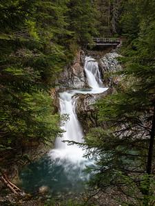 Ohanapecosh Falls