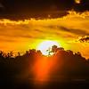 6-21-19: Solstice sunset