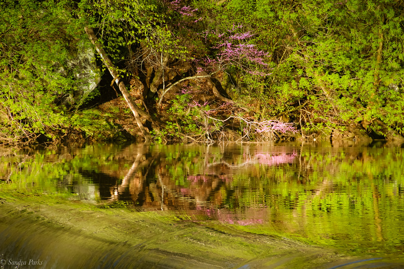 4-20-19: North River reflections