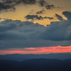 8-9-2020. Sunset at High Knob