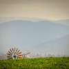 3-16-2020:  It's really the Alleghenies. And a windmill