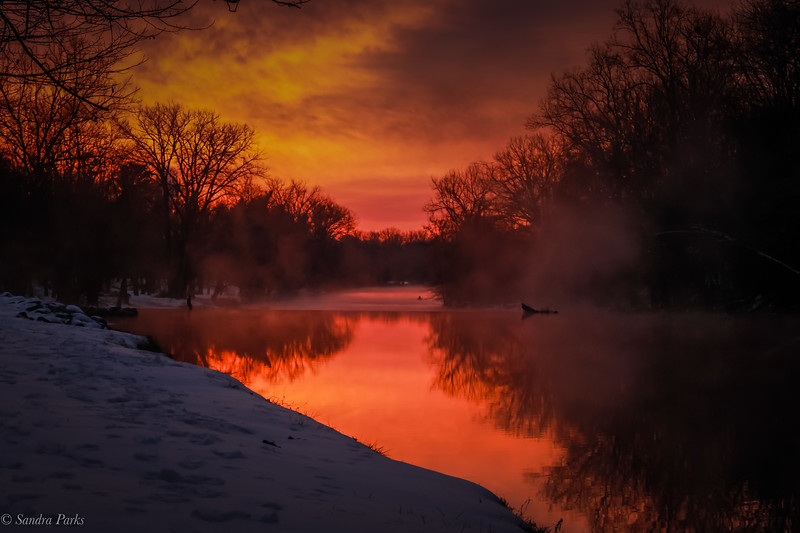 12-19-2020: Another stunning sunrise