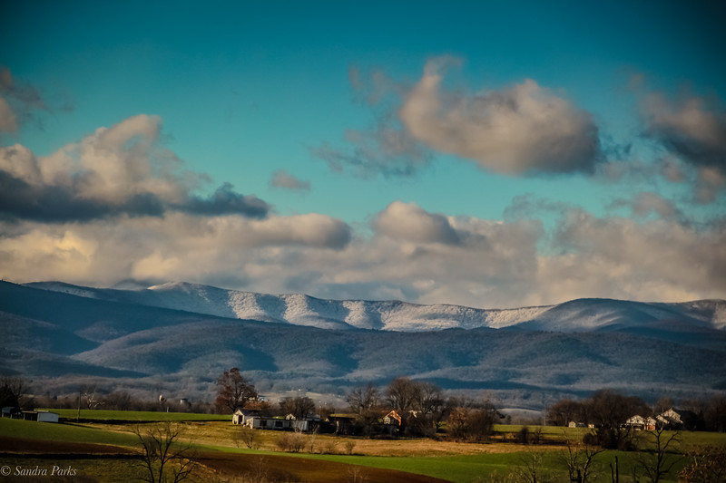 12-14-2020: Snow on the Alleghenies
