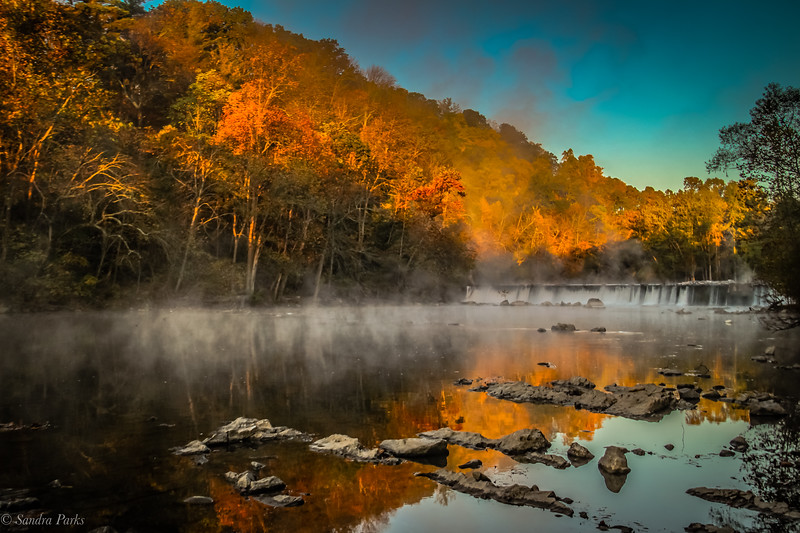 10-17-2020: Autumn puts on a show