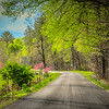 4-21-2020: The road ahead, today. Stokesville