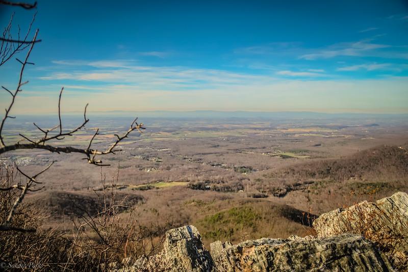 11-19-2020: On top of Turk Mountain
