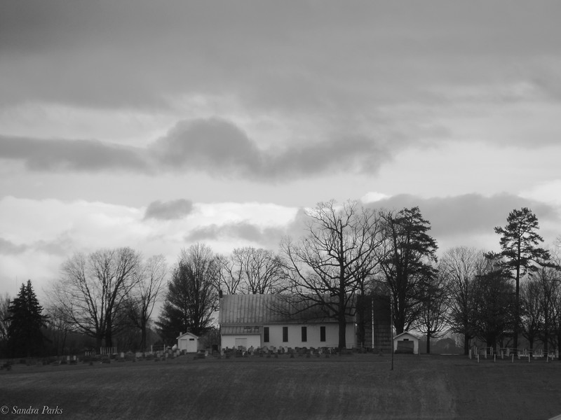 1-11-2020: Pleasant View, with clouds