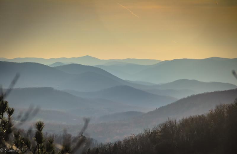11-19-2020: The Blue Ridge Mounrains