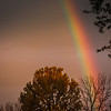 10-24-2020: Morning rainbow