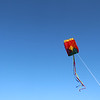 4-21-2020: Flying a kite