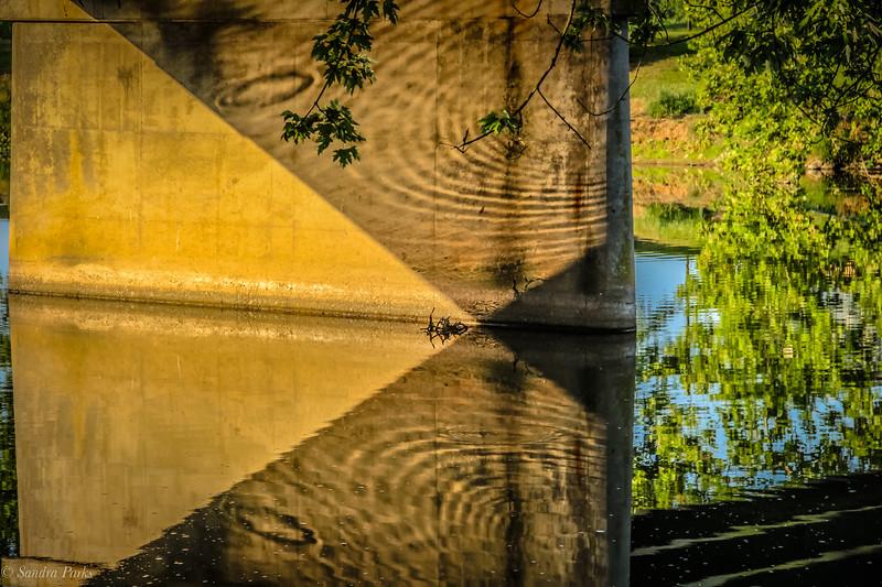 7-15-2020: under the bridge