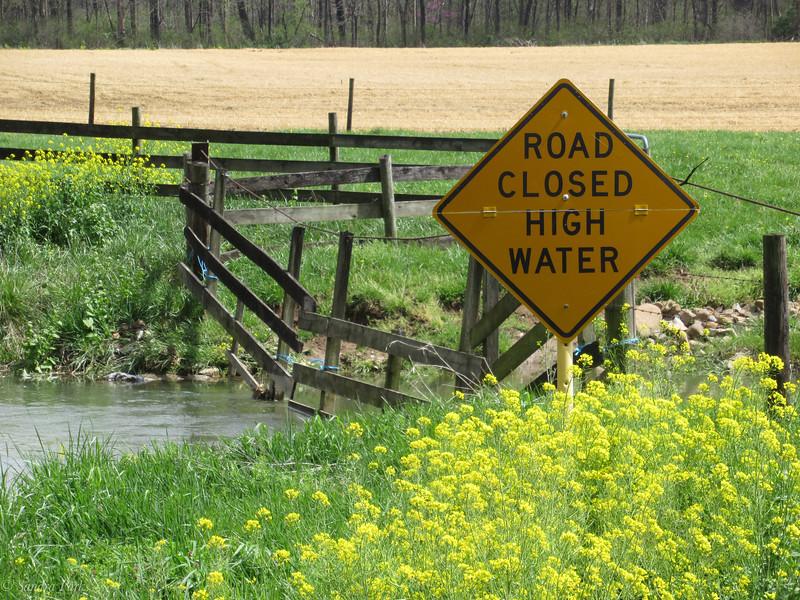 4-14-2020: High water