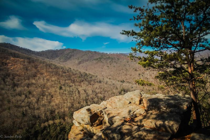 12-30-2020: High on a mountaintop