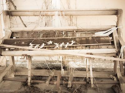 2-21-2020: Old loom
