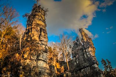 3-4-2021 : Natural Chimneys