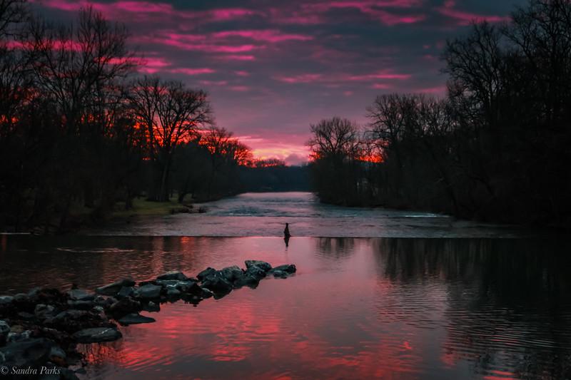1-4-2020: Surprise sunrise