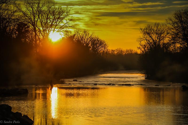 1-14-2021: Second sunrise.