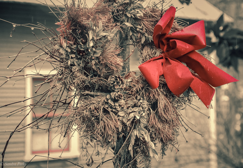 1-1-21: Wreath of yesteryear