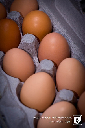 Nothing like farm fresh eggs.  They taste better and last longer.  Looking forward to some eggs for breakfast in the morning.
