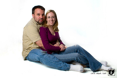 Tomorrow I celebrate 14 years with the love of my life.  My best friend, my companion and the best thing that ever happened to me.  So after an afternoon of photoshoots today the studio was still set up and we stopped for a few moments for some pictures.