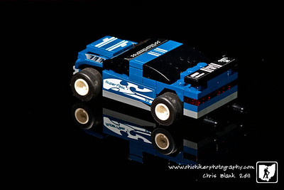 We have Legos everywhere.  Many sets are Lego racers.  This is one of the latest that Isaac wanted me to photograph.  I wanted to try a new setup  and see how it worked.  The Lego racer seemed like the perfect fit.