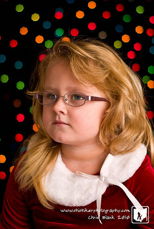 Hollee came over tonight for some Christmas pictures.  We had a great time and made some images for her and her family to enjoy this Christmas.