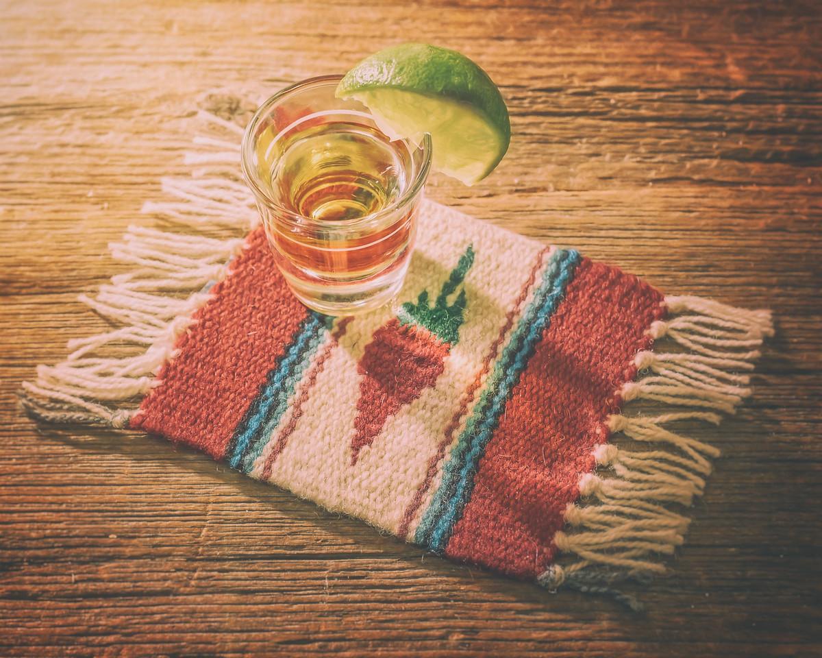 Tequila for Cinco de Mayo