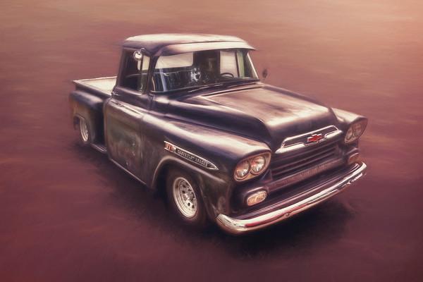 Chevrolet Apache Pickup