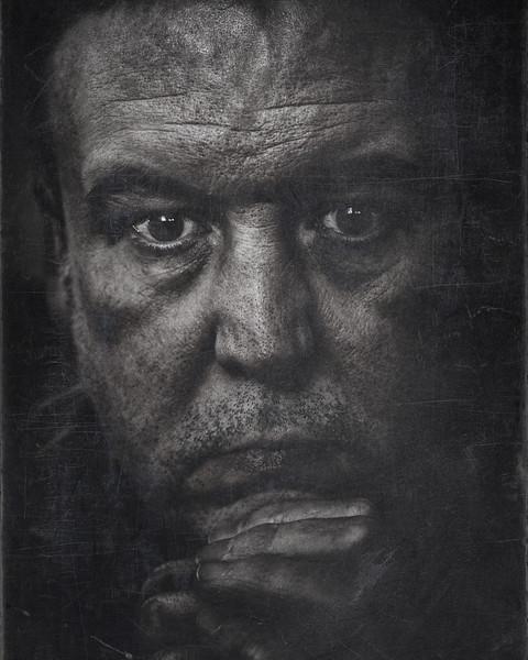 Worry - Self Portrait