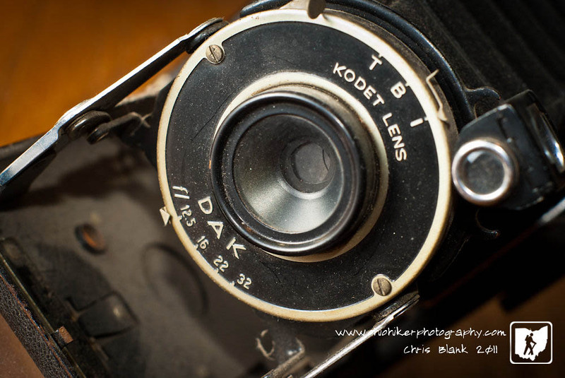 Day 294 of 365 - Kodak Vigilant Junior