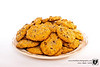 There is nothing like fresh baked chocolate chip cookies.  They looked so good I could not resist a picture.