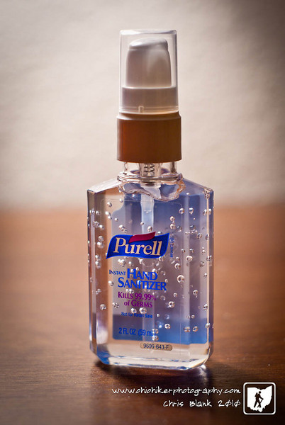 Cold weather is here and with it cold anf flu season.  The best thing you can do the prevent the spread of the flu is to wash your hands or use hand sanitizer.