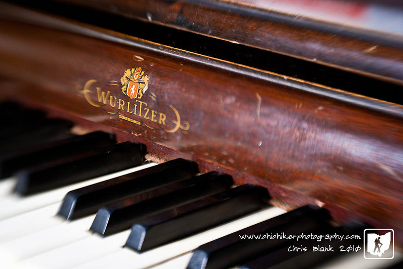 There are many times I wish I had learned to play the piano.  I can read music thanks to 8 years in band but I never leaned the piano.  I can sit down and peck out a tune with one finger but that is about it.
