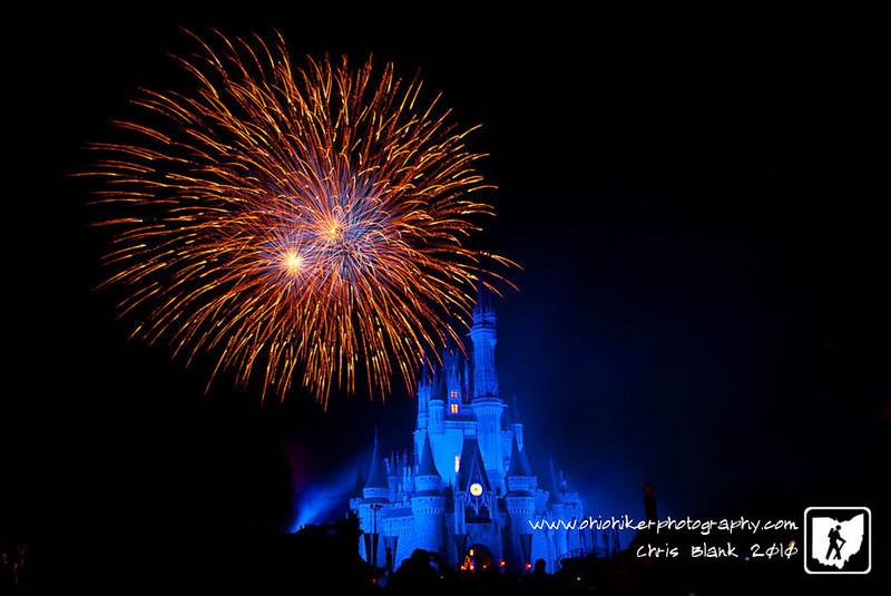 Nobody does fireworks like Disney.  Wishes is always spectacular and I always look forward to it.
