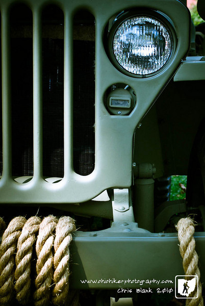 Day 2 of 365<br /> <br /> 1944 Willy's Jeep.