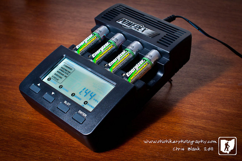 My old battery charger gave up a few weeks ago and I began the search for a charger that would support my large collection of rechargable AA batteries. After doing some research I ended up with the Powerex MAHA MH-C9000.  This versatile charger allows you to charge at different rates, discharge, cycle and condition batteries.   If you use rechargable batteries you may want to look at this charger.
