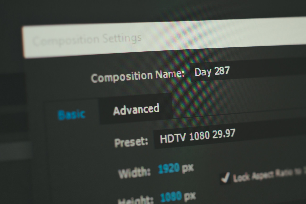 Motion Graphics - Day 287