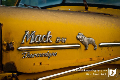 Day 328 of 365 - Mack B-61