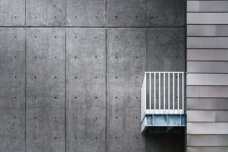 Concrete and the Landing