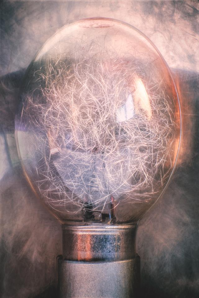 Vintage Flash Bulb