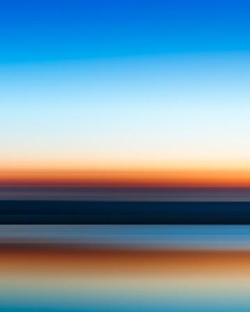 Sunset at Ottawa Lake