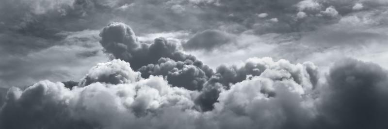 Storm Clouds over Sheboygan